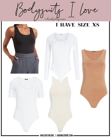 Favorite bodysuits size Xs   #LTKunder50 #LTKunder100 #LTKsalealert