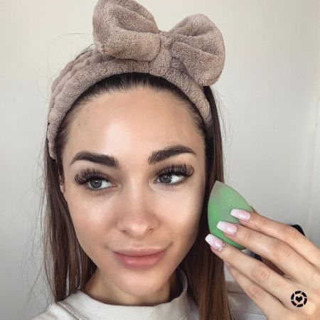 🔥Y'all have been going crazy over my eye brightener! 👁 I have been using this product for over 2-3 years and I can't find ANYTHING that even comes close to being this good!! It instantly takes away dark circles and brightens your under-eye area! You can apply with your fingers or use a #beautyblender ☝🏼 Sometimes I use this product under the eyes and use it for concealer on days I don't want to wear foundation at all! . . .   #LTKsalealert #LTKbeauty #LTKunder50