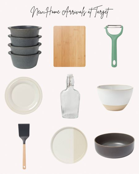 New kitchen, dining and home at Target. Bowls, plates, bottles, wooden cutting board, peeler, spatula, fall  Follow me for more ideas and sales.   Double tap this post to save it for later.   #LTKhome #LTKunder50