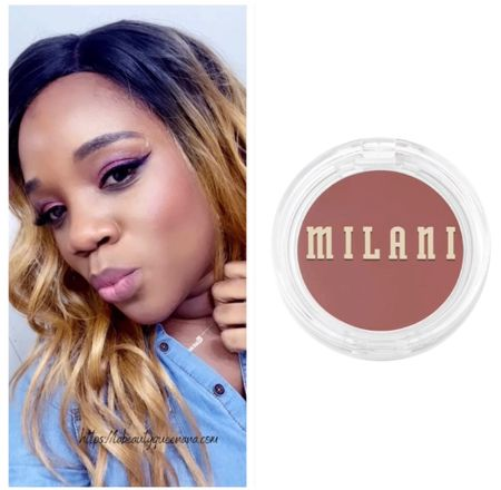 Cream blushes are in this year and Milani did it best!   #LTKSeasonal  #competition   #LTKbeauty #LTKunder50 #LTKunder100
