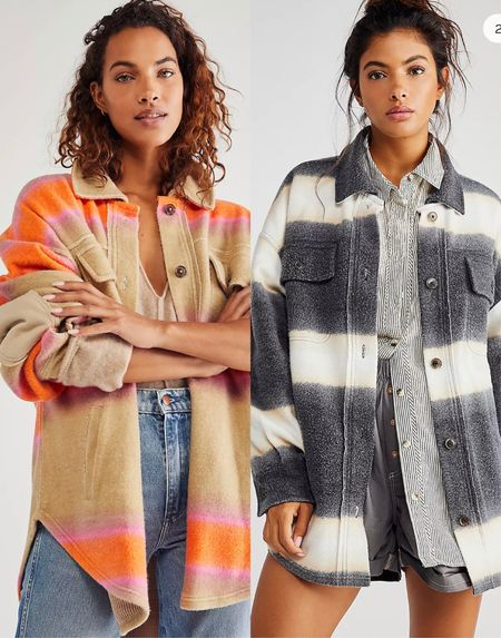 New free people shacket Fall style Outfits for fall   #LTKstyletip #LTKSeasonal #LTKunder100
