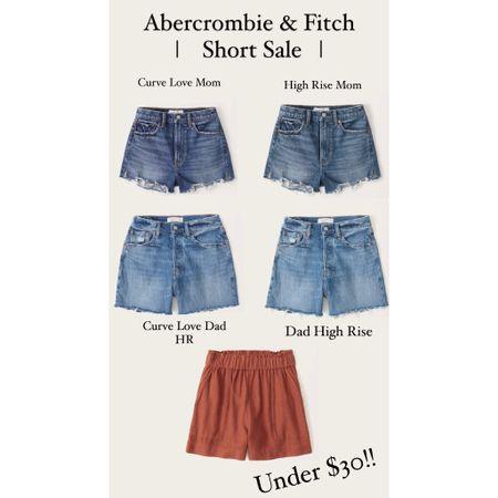 Abercrombie & Fitch Women Short Sale! Under $30!!  #LTKstyletip #LTKsalealert #LTKunder50