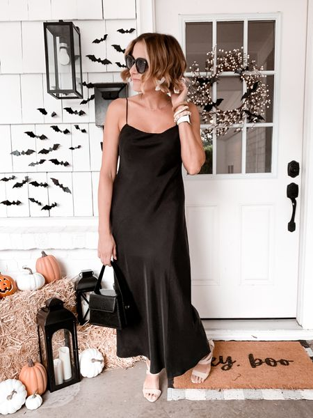 Allow me to introduce you to the most versatile little black dress. 🥰   #LTKstyletip #LTKunder100 #LTKHoliday