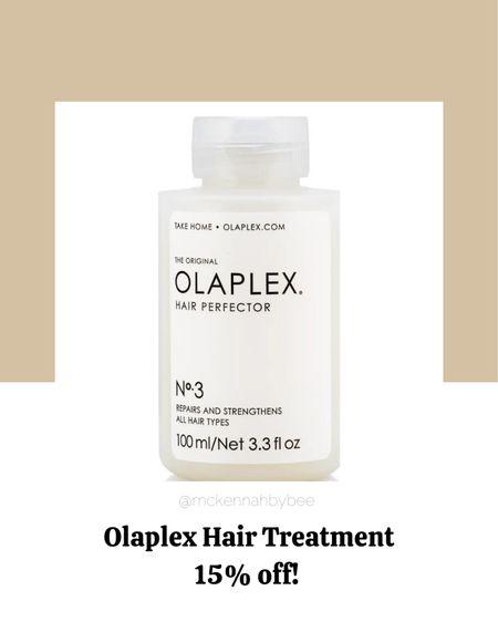 Olaplex sale, hair mask, olaplex treatment.   #LTKsalealert #LTKbacktoschool #LTKunder50