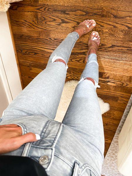 Jeans on sale size 00 short   #LTKsalealert #LTKunder50 #LTKunder100
