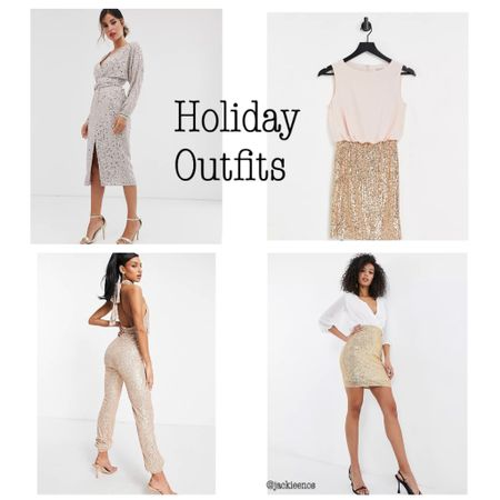 Holiday outfits / sequence   #LTKwedding #LTKHoliday #LTKstyletip