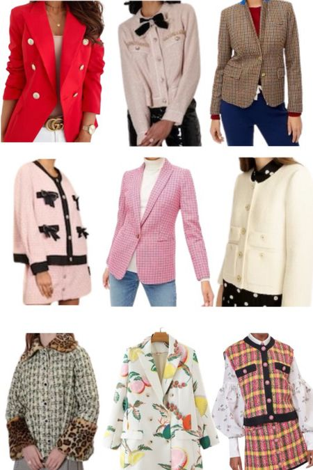 Layer: I love layering my looks.  These are some of my favorite blazers for transitioning into Fall.   #LTKworkwear #LTKstyletip #LTKSeasonal