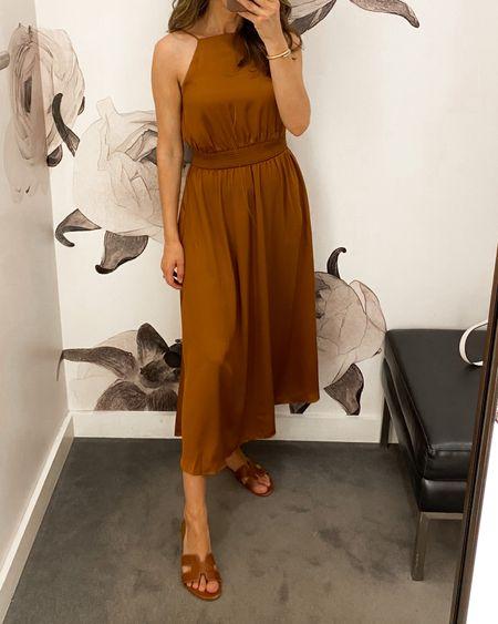 Dress true to size   @liketoknow.it #liketkit http://liketk.it/3iYm1 #LTKsalealert #LTKstyletip #LTKunder100