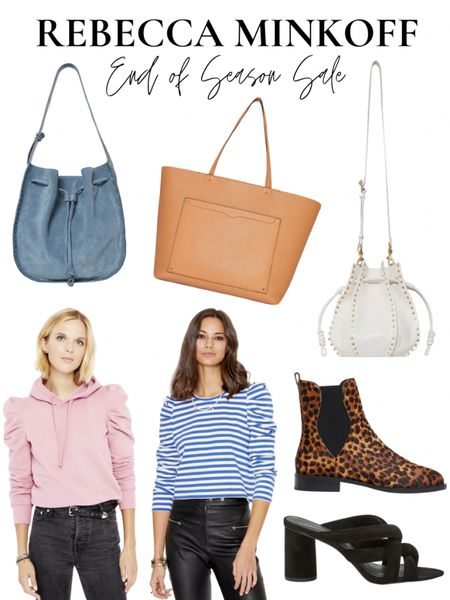 Save up to 70% on Rebecca Minkoff's End of Season Sale! #totebag #workoutfit #accessories #handbags  #LTKsalealert