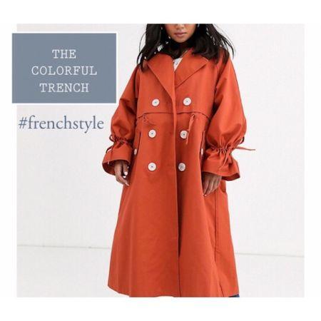 The colorful trench coat. Spring is coming!!   #LTKstyletip #LTKeurope #LTKSeasonal @liketoknow.it.europe http://liketk.it/38gAM #liketkit @liketoknow.it