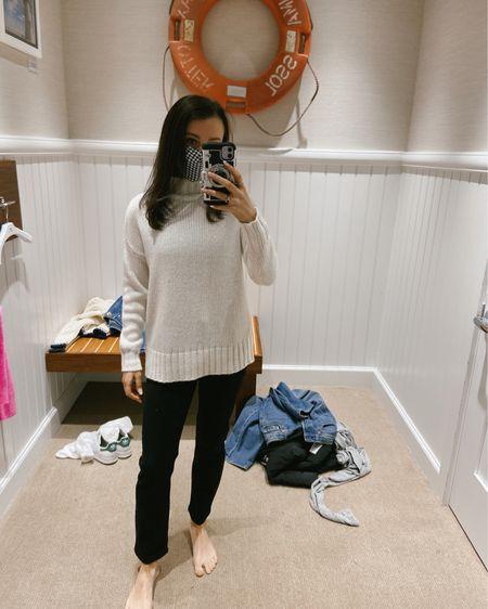 Love this sweater 🤍🤍🤍 http://liketk.it/36rMy #liketkit @liketoknow.it #LTKstyletip #LTKSeasonal #StayHomeWithLTK