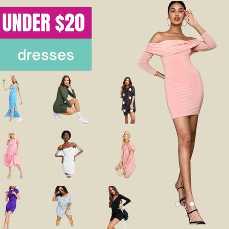 Dresses under $20  http://liketk.it/3iWdi #liketkit @liketoknow.it #LTKunder50 #LTKunder100
