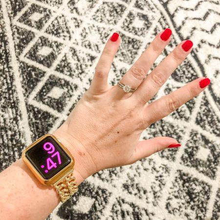 Gold Apple Watch Band http://liketk.it/3h52M #liketkit @liketoknow.it #LTKunder50