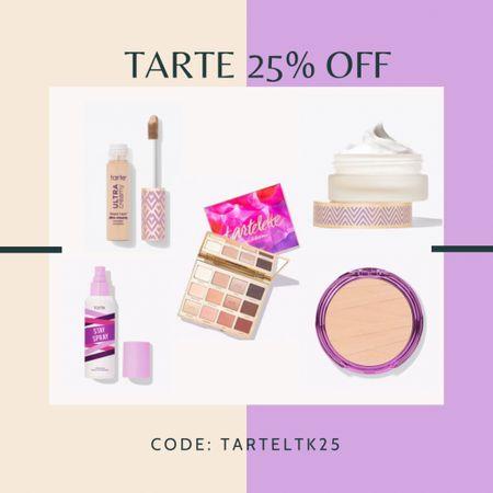 Tarte faves • 25% off with code TARTELTK25 http://liketk.it/3ctJB #liketkit @liketoknow.it