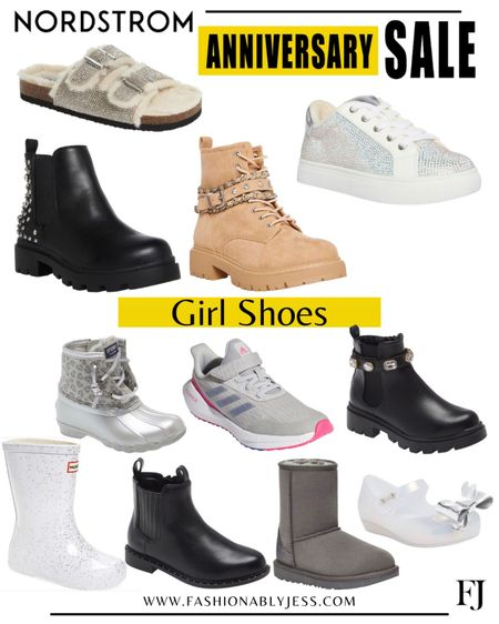 Girls shoe picks #nsale Girls sneakers  Girls shoes Girls back to school   #LTKstyletip #LTKsalealert #LTKkids