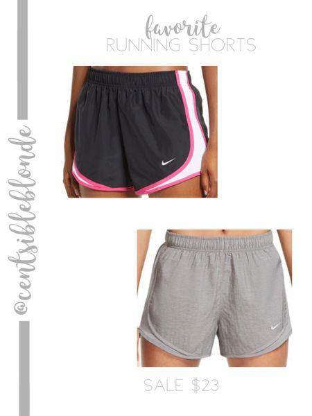 $23 Nike running shorts, workout shorts, dri fit shorts, Nike dri fit tempo shorts    http://liketk.it/3hsi7 #liketkit @liketoknow.it #LTKunder50 #LTKfit #LTKsalealert