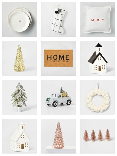 🎄Christmas Decor at Target 🎄 . .  http://liketk.it/2Z1OJ #liketkit @liketoknow.it #LTKfamily #LTKhome #LTKunder50 You can instantly shop my looks by following me on the LIKEtoKNOW.it shopping app