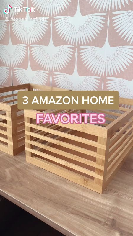 3 Amazon home favorites! 🥰   #LTKunder50 #LTKunder100 #LTKhome
