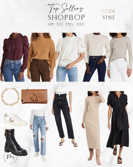 Shopbop up to 25% off code STYLE http://liketk.it/3pD7h @liketoknow.it #liketkit #LTKunder100 #LTKsalealert