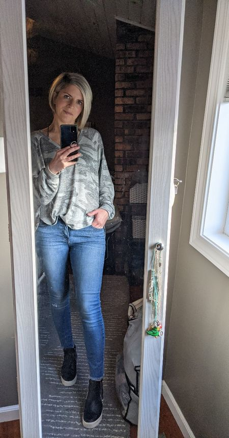 Camo on! This is hands down the softest item in my wardrobe! Feels like butter. Ready for Opening Day!  #LTKFall
