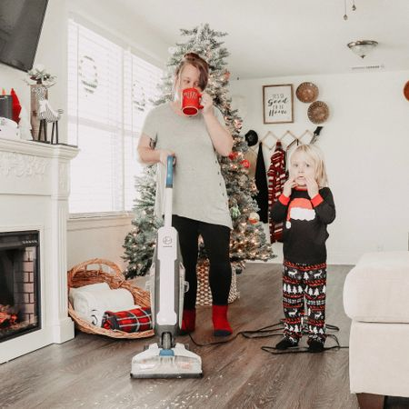We are less than 24 hours away from Thanksgiving, and while this year may be a little different, the cleaning must go on! [ad]  There's not enough coffee in the world to keep up with my kiddos and their spills, my husband's construction job, and pets ... these floors are always needing some TLC! @Hoover's PowerDash Hard Floor Cleaner works like magic! Head to my stories & check it out for yourself! 🥰 #HooverClean #HooverPartner  Are you busy prepping for Thanksgiving?! 🧡     #LTKgiftspo #LTKunder50 #LTKhome http://liketk.it/328kQ #liketkit @liketoknow.it @liketoknow.it.family @liketoknow.it.home Shop your screenshot of this pic with the LIKEtoKNOW.it shopping app!
