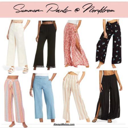Cute summer pants!! @liketoknow.it #liketkit http://liketk.it/3i7yy #LTKunder100 #LTKunder50 #LTKstyletip