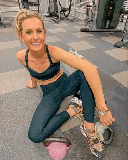Athleisure// Yoga // Teal  #LTKfit #LTKsalealert #LTKunder50 #liketkit @liketoknow.it http://liketk.it/2JqE2