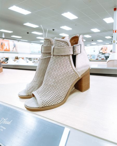 How cute are these new Universal Thread booties from Target?! I saw them in my store a few weeks ago and they're FINALLY online!! 🤩🤩 http://liketk.it/384D3 #liketkit @liketoknow.it #LTKstyletip #LTKshoecrush #LTKunder50