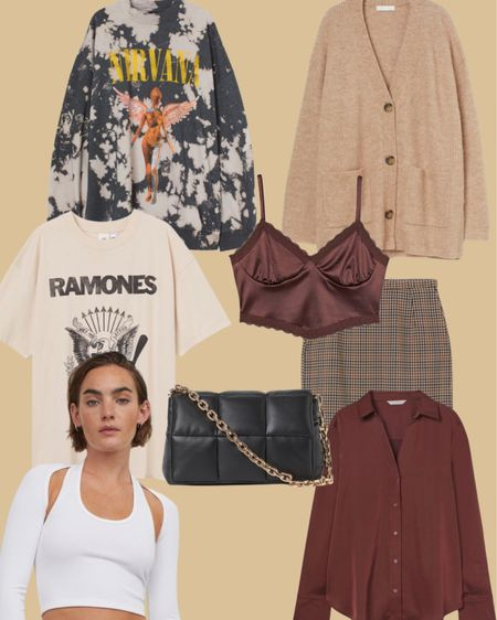 H&M fall finds 🧸🤎   #LTKunder100 #LTKSale #LTKstyletip