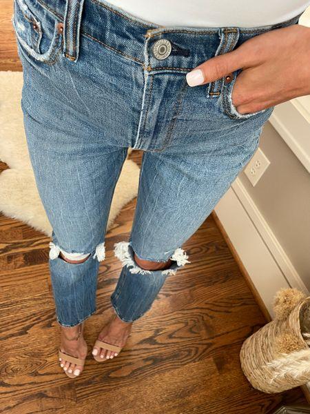 Jeans on sale size 24 short   #LTKsalealert #LTKunder100 #LTKunder50