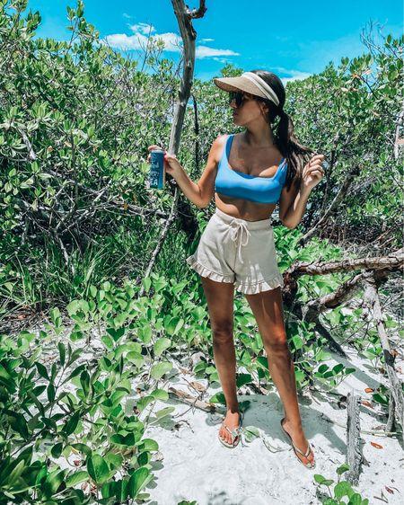 Shorts are from Princess Polly Boutique! #LTKtravel #LTKswim #LTKunder50  http://liketk.it/2UQ3z #liketkit @liketoknow.it