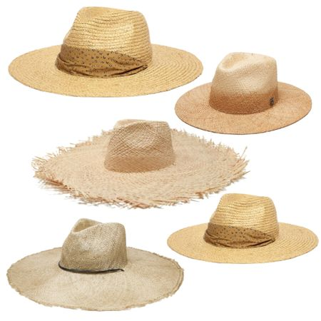 I'm a hat lover and these straw hats do not disappoint  Beach Vacation : Summer Outfit : Sun Safety : Summer Style : Pool : Swim : Outdoor Living: Madewell   #LTKunder50 #LTKswim #LTKtravel #liketkit @liketoknow.it http://liketk.it/3gtka