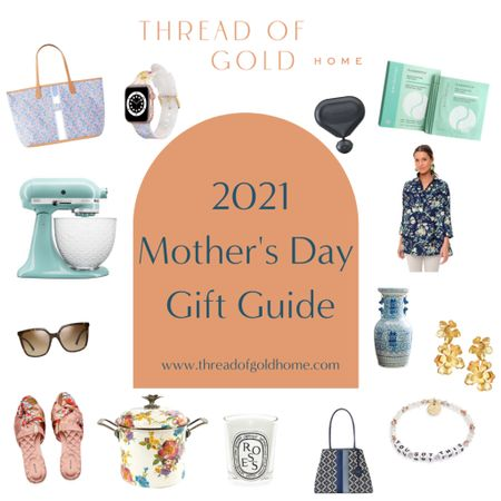 Gift guide for Mother's Day 2021 is live now on www.threadofgoldhome.com! http://liketk.it/3dGEB #liketkit @liketoknow.it