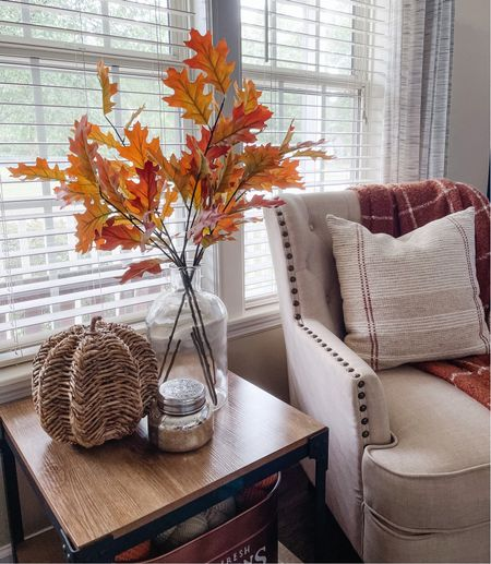 My favorite fall stems are on sale today only!! Take 25% off all fall floral and leaves with code AUTUMN.   fall decor  Fall floral Side table decor  Home decor  #ltkfall   #LTKSeasonal #LTKunder50 #LTKsalealert