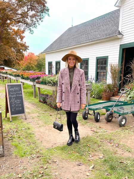 This was the cutest little nursery and greenhouse in Kennebunkport - I wish I had a way to transplant all of their flowers to my house 🤣 linked everything up on LTK   #LTKunder100 #LTKunder50 #LTKstyletip