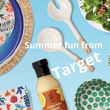 Fun summer finds at Target  #LTKhome #LTKSeasonal #LTKfamily
