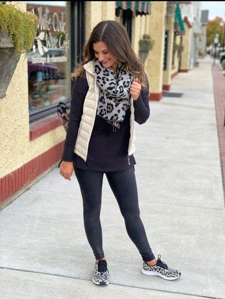 The best $12 tunic to wear with leggings   #LTKstyletip #LTKunder50 #LTKunder100