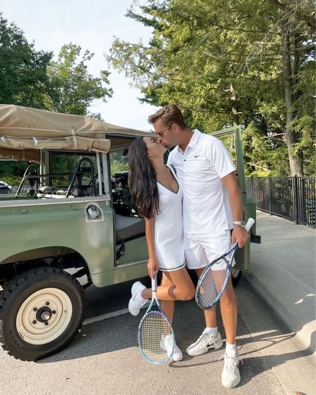 Tennis outfits. Tennis dress and white sneakers. Nike mens.   #LTKfit #LTKmens #LTKstyletip