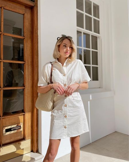 summer linen #LTKbeauty #LTKstyletip #LTKunder50 @liketoknow.it.europe @liketoknow.it.home Shop your screenshot of this pic with the LIKEtoKNOW.it shopping app Shop my daily looks by following me on the LIKEtoKNOW.it shopping app http://liketk.it/3eRyu #liketkit @liketoknow.it