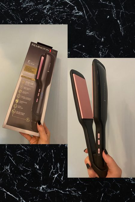 Must have straightener $25! Can't go wrong. Cute on the counter, heats up fast, and works GREAT!   #LTKbeauty #LTKHoliday #LTKGiftGuide
