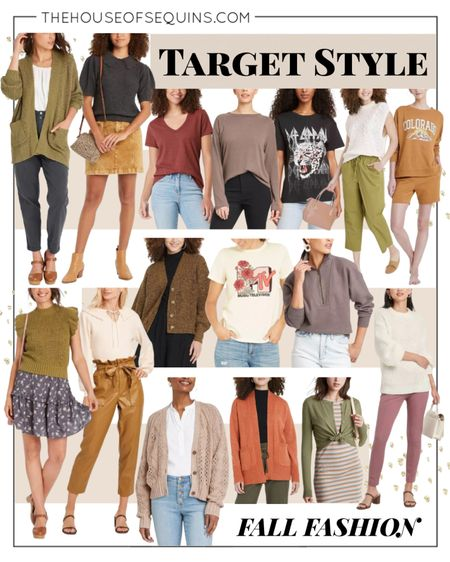 Target style fall fashion looks. #houseofsequins #falloutfit #shacket #sweater #cardigan #matchingsets #loungewear #falllooks #falloutfit #targetstyle #sweatshirt  Follow my shop on the @shop.LTK app to shop this post and get my exclusive app-only content!  #liketkit  @shop.ltk http://liketk.it/3lCav Follow my shop on the @shop.LTK app to shop this post and get my exclusive app-only content!  #liketkit  @shop.ltk http://liketk.it/3lCci Follow my shop on the @shop.LTK app to shop this post and get my exclusive app-only content!  #liketkit  @shop.ltk http://liketk.it/3nbFI Follow my shop on the @shop.LTK app to shop this post and get my exclusive app-only content!  #liketkit  @shop.ltk http://liketk.it/3nK5n  #LTKunder100 #LTKsalealert #LTKunder50