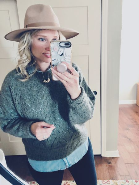 Hats: Love Them or Leave Them?  For me it's love. 💕 A hat can really change the look of an outfit. It's a great addition to your wardrobe. If you are not wanting to spend a fortune this @target hat is a great option.  • • Also, is it only Tuesday?  • • Link in Profile   http://liketk.it/33sVf   #liketkit @liketoknow.it  • •  Download the LIKEtoKNOW.it shopping app to shop this pic via screenshot  • • •