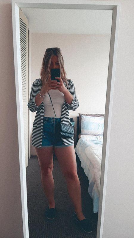 Casual Chic 🥰 #Casual #Blazer #PolishGirl #AffordableStyle #WhatIWore #liketkit #LTKstyletip #LTKunder100 @liketoknow.it http://liketk.it/3icKt
