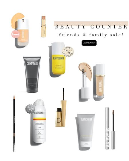The beauty counter friends and family sale is on from now until April 27th! I am not a beauty counter consultant but I love their mission and enjoy using so many of their clean products every day! I've linked everything that I use on a daily basis and have reordered during this sale! http://liketk.it/3dA1R #liketkit @liketoknow.it #LTKsalealert