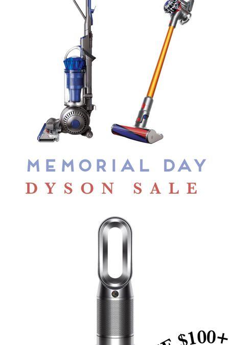 http://liketk.it/3g3ae #liketkit @liketoknow.it #LTKsalealert #LTKhome Dyson Sale. Memorial Day Sale!!