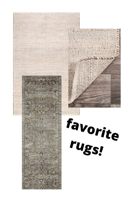Sharing the link to my new favorite base layer rug and my favorite hallway runner. I also have the green on in my primary bedroom! #rugs #affordablerugs http://liketk.it/3gmZh #liketkit @liketoknow.it