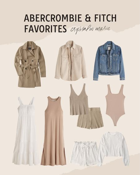 Abercrombie & Fitch favorites. A&F sale    #LTKunder100 #LTKsalealert #LTKSale