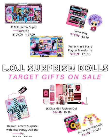 L.O.L Surprise! Dolls on sale at Target! http://liketk.it/33Fhz #liketkit @liketoknow.it