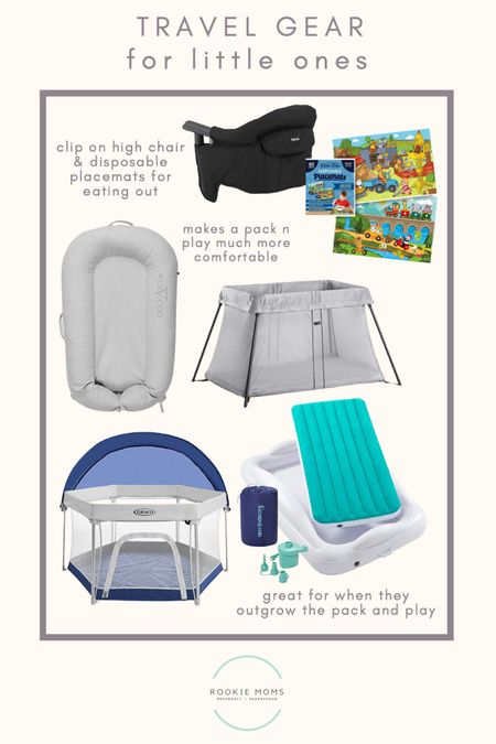 Travel gear for little ones to make being away from home more comfortable    http://liketk.it/3gCHq #liketkit @liketoknow.it #LTKtravel #LTKkids #LTKunder50 @liketoknow.it.family Shop your screenshot of this pic with the LIKEtoKNOW.it shopping app