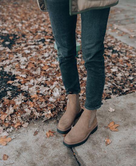 Cold weather boots fit tts cellajaneblog   #LTKshoecrush